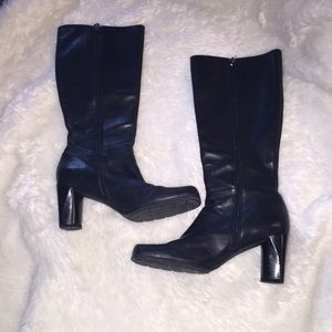Naturalizer Shoes - 💕Naturalizer BlackWide Calf Boots