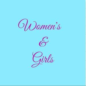 Women's & Girls Clothing