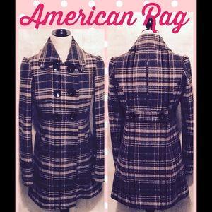 American Rag Jackets & Blazers - 🎉HP 12/04🎉AMERICAN RAG WOOL COAT
