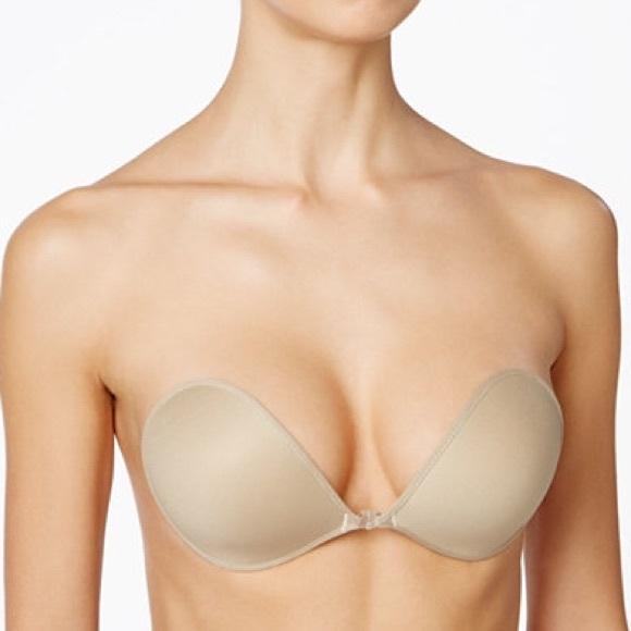 ef96bc0a53bb0  NuBra Ultralight  • C-cup nude backless bra