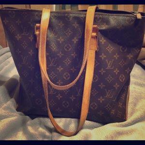 Louis Vuitton Handbags - Authentic Louis Vuitton Cabas Mezzo