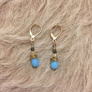 Altar'd State Jewelry - Simple periwinkle drop earrings
