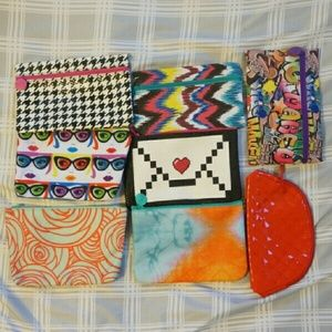 ipsy Other - Ipsy Makeup Bag Bundle of 8