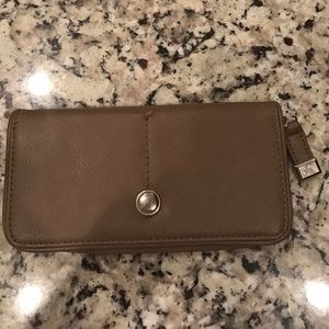Handbags - Brown Wallet