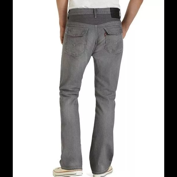 Levis 527 relaxed boot cut