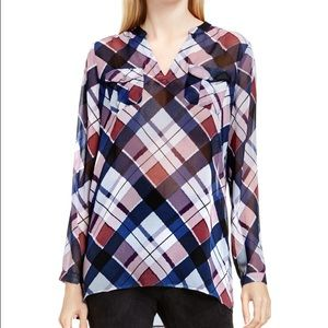 NWT Two by Vince Camuto Blouse