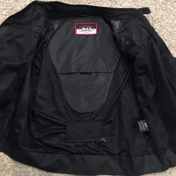 54% off Bilt Other - Bilt lightweight riding jacket XL tall from ...
