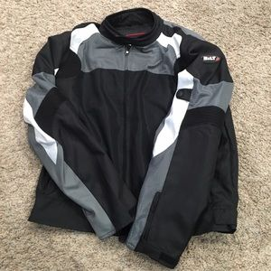 Bilt lightweight riding jacket XL tall