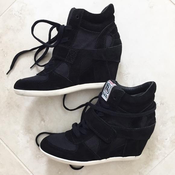 3d5c491156a Ash Bowie Wedge Sneaker