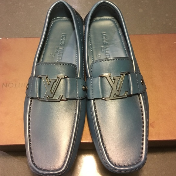 5f2693039fb6 Louis Vuitton Other - Louis Vuitton MONTE CARLO CAR SHOE
