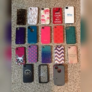 Accessories - iPhone 4 covers