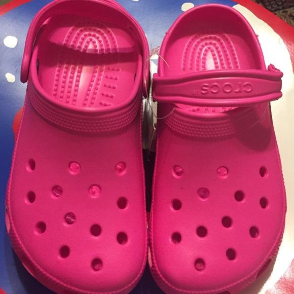 CROCS Shoes | Classic Crocs Kids Size 5