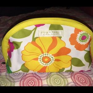 Trina Turk Cosmetic/Makeup Bag for Clinique