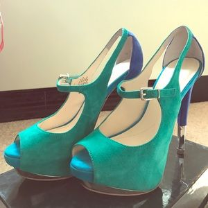 Boutique 9 Shoes - Boutique 9 Nickeya Mary Jane Platform Pumps