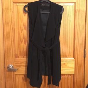 Zara Jackets Amp Coats Trench Coats On Poshmark