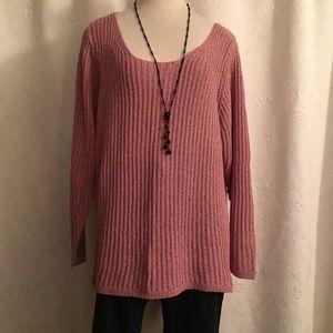 Angel Ribbons Sweaters - NWOT Angel Ribbons Sara Bow Back Sweater