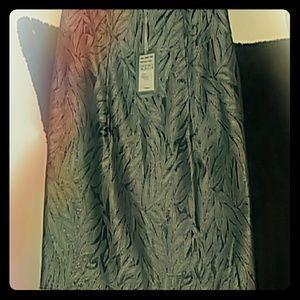 Hoss Dresses & Skirts - Leaf Design skirt