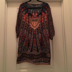 Tolani Dresses & Skirts - Tolani Tunic Dress