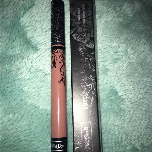 Kat Von D Other - Kat Von D Bow N Arrow Liquid Lipstick