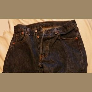 Levi's Other - LEVI'S 501 MEN'S BUTTON FLY JEANS