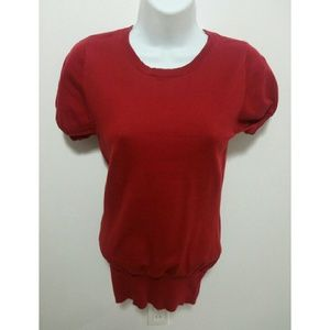 GAP Sweaters - Gap red sweater - NWOT