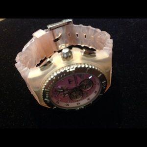 Technomarine Accessories - Techno marine cruise pink chronograph quartz watch