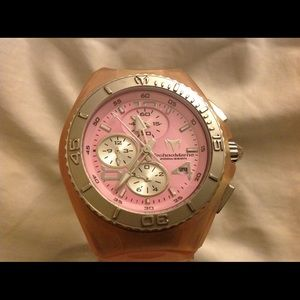 Technomarine Accessories - ⌚️ Techno marine cruise pink chronograph watch