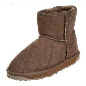 Emu Shoes - EMU Australia Stinger Mini sheepskin suede boots