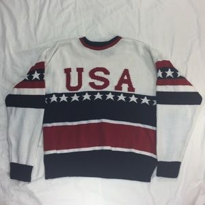 Old Glory Other - VTG Old Glory Olympic USA Sweater