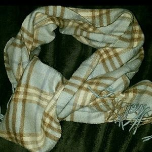 Burberry Other - SALE 💥💥💥 Burberry cashmere nova check scarf