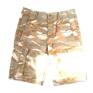 Levi's Other - Boys Levi cargo camouflage shorts