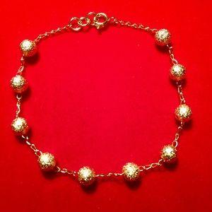 18KT Gold Plated Bracelet