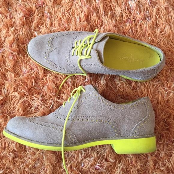 Cole Haan Shoes | Coal Haan Neon Sole