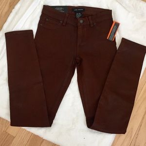 Joe Fresh Denim - Joe Fresh • Coated Skinny Jeans
