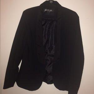 Nasty Gal Jackets & Blazers - Nasty Gal Size Small Black Blazer
