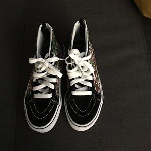 Vans Shoes - Super Mario High top Vans for boys 3209b2f9a