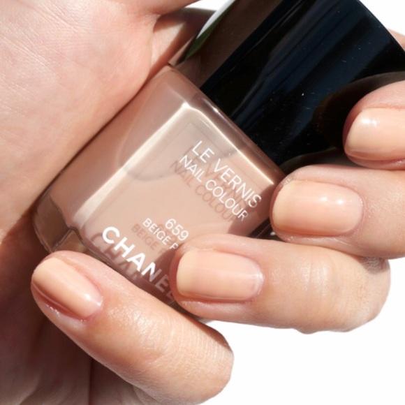 CHANEL Makeup | Beige Pur Nail Polish Perfect Nude | Poshmark
