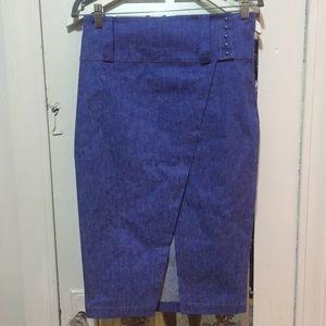 Derek Lam Dresses & Skirts - Derek Lam Denim Skirt