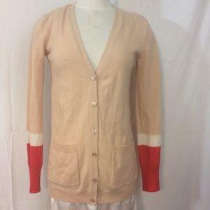 Equipment Femme 100% Cashmere Cardigan Sweater XS
