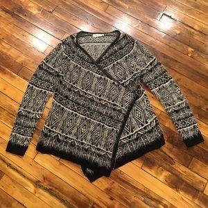 Stitch Fix RD Style Aztec Cardigan Size Medium