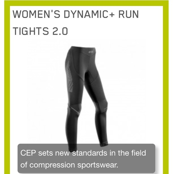 e3a5579041 CEP Pants | Nwt Compression Running Tights | Poshmark
