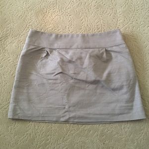 J. Crew Dresses & Skirts - J.Crew Gray Mini Skirt
