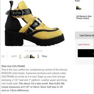 Jeffrey Campbell Coltrane Shoes