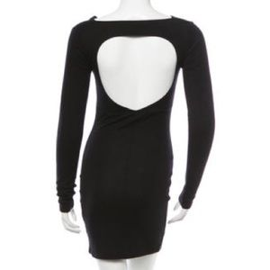 Pierre Balmain Dresses & Skirts - Pierre Balmain long sleeve open back dress