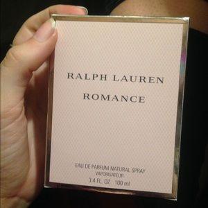 Ralph Lauren Romance Perfume 3.4 oz. NWOT