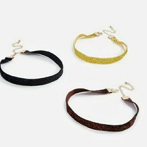 Jewelry - Glitter chokers
