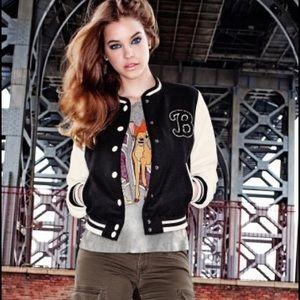 H&M Varsity Jacket