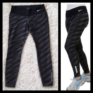 Nike Pants - NIKE Speed Warp Tights University of Oregon