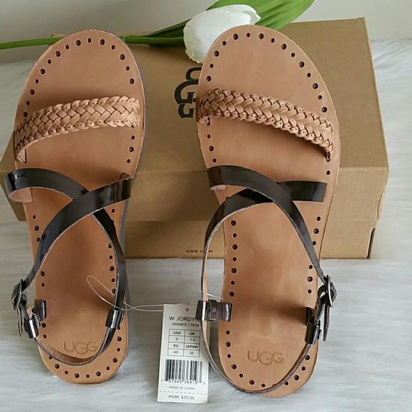 68284692e45 Beautiful UGG Sandals W JORDYNE. Nwt NWT