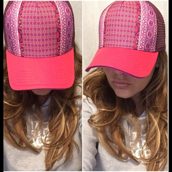 15114056330 prAna La Viva Trucker Hat NWT